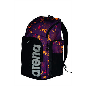 arena Team 45 Allover Backpack love